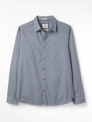 Patterson Sprig Geo Shirt