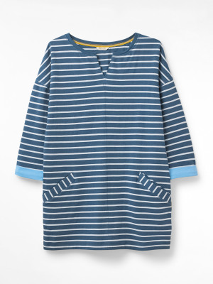 Seasons Change Stripe Tunic