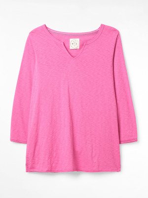 3/4 Sleeve Daisy Fairtrade Jersey Tee
