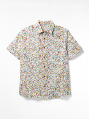Portsoy Print Shirt