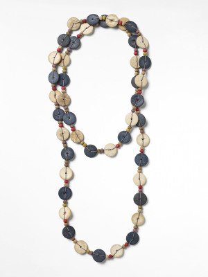 Ronnie Casual Cord Necklace