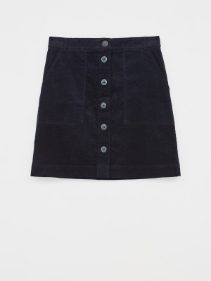 Canterbury Organic Cord Skirt