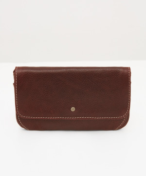Fern Eco Leather Purse