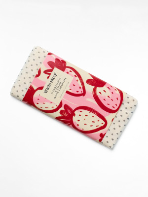 Strawberries & Cream Choc Bar