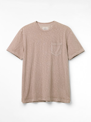Vegetable Dye Pocket Tee