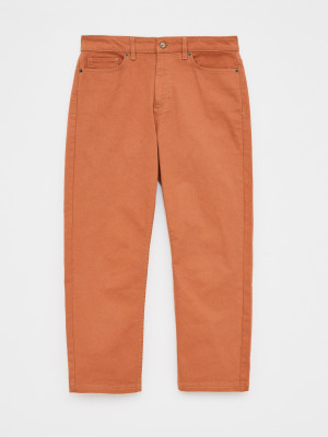 Skye Twill Straight 7/8 Jean