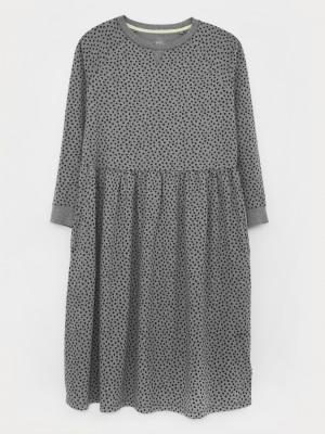 Spotty Sweat Dress