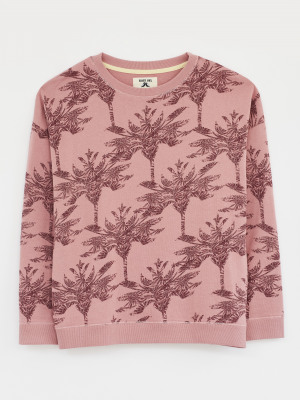 Palm Print Sweat