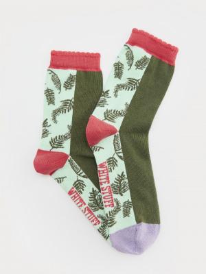 Ivy Colourblock Sock