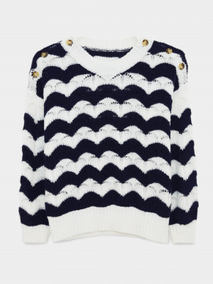 Surfs Up Sweater