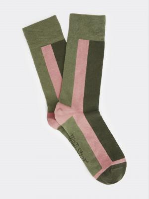 Vertigo Stripe Sock