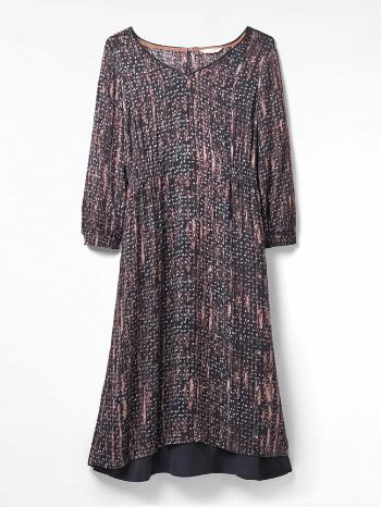 Multi Print Amore Woven Dress – White Stuff