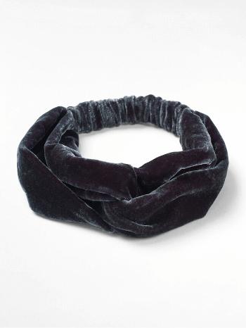 Velvet Headband – White Stuff