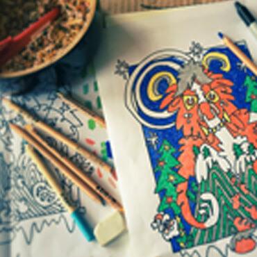 Yeti Doodle