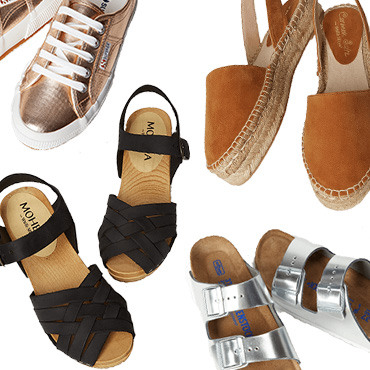 New Footwear Brands