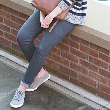 Styling The Skinny Jean