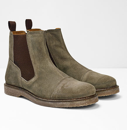UP TO 60% OFF MEN'S SHOES & BOOTS