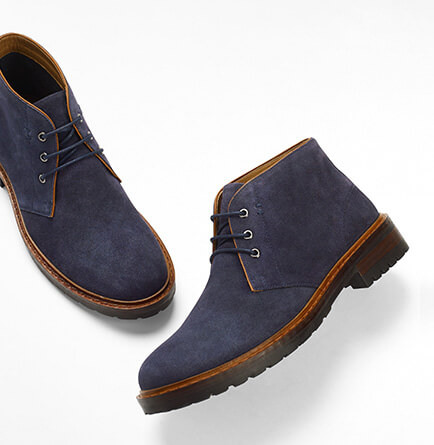 Time to re-boot - Shop men's footwear