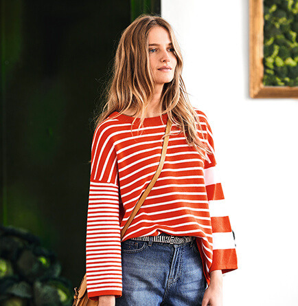 Bright between the lines - Shop knitwear