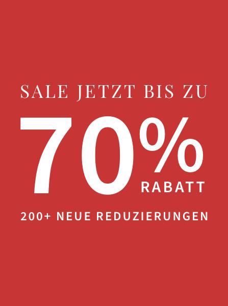 Sale Jetzt Bis Zu 70% Rabatt