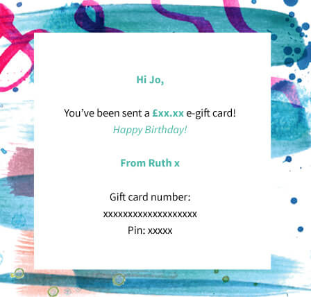 White Stuff e-gift card