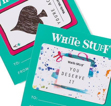 White Stuff gift card