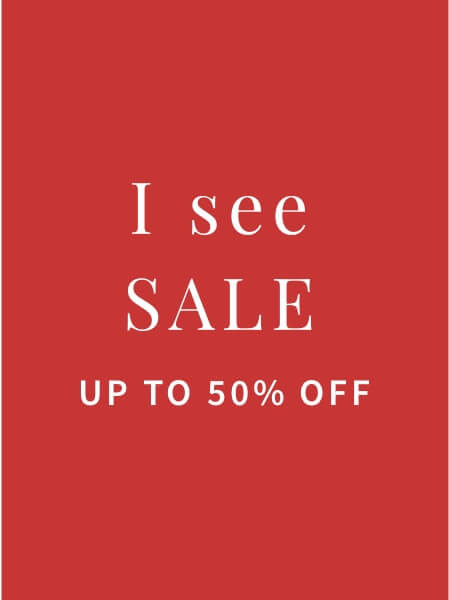 Up to 50% off Men
