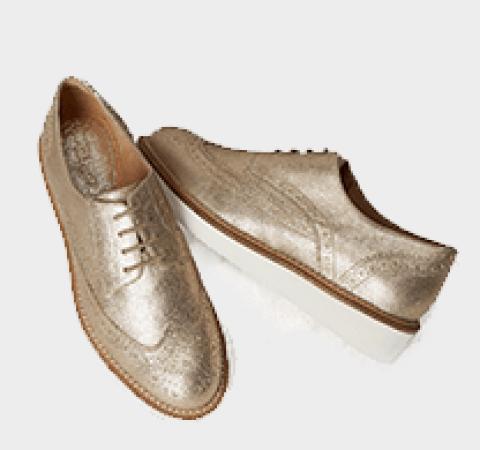 Tone Brogue Shoe