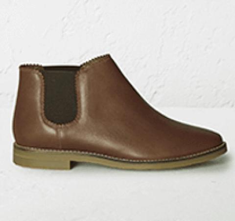 Faye Flat Chelsea Boot