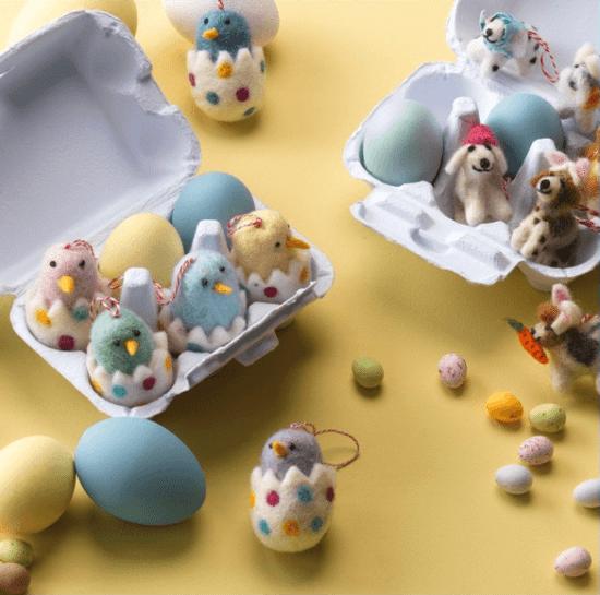 Hoppy Easter Chick