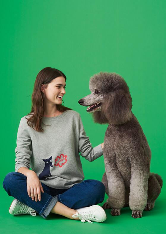 Woof Woof Sweatshirt