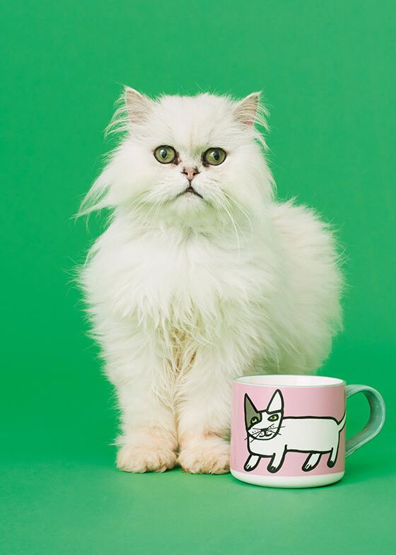 Dave the Cat Mug