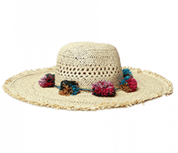 Summer Crochet Hat