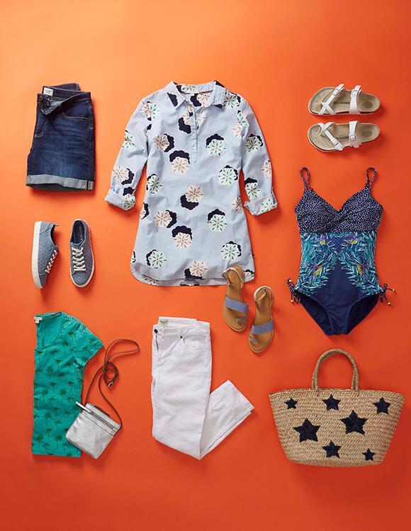Beachwear, Kaftans & Tunics
