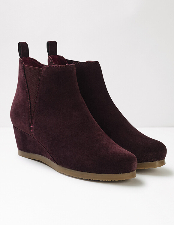 The Wedge Chelsea Boots