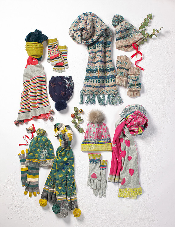 Winter woolies gifts