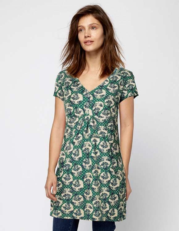 Spring Tunic Dresses