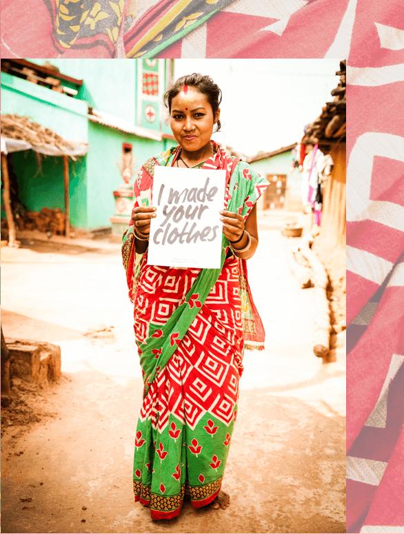 Fairtrade - I Made Your Clothes