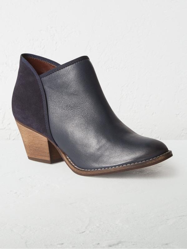 White Stuff Amber Asymmetric Ankle Boot