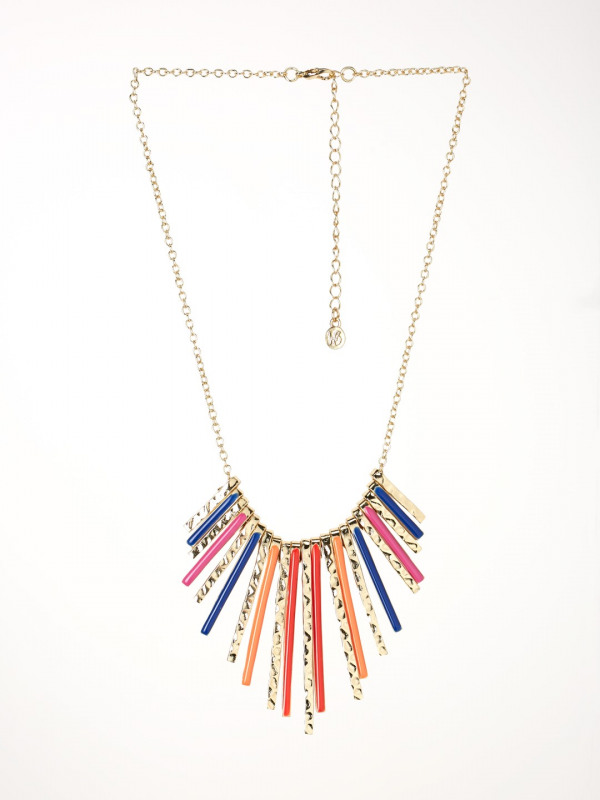 White Stuff Fanfare Necklace