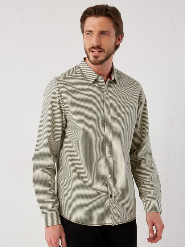 White Stuff Heartland Stripe Ls Shirt