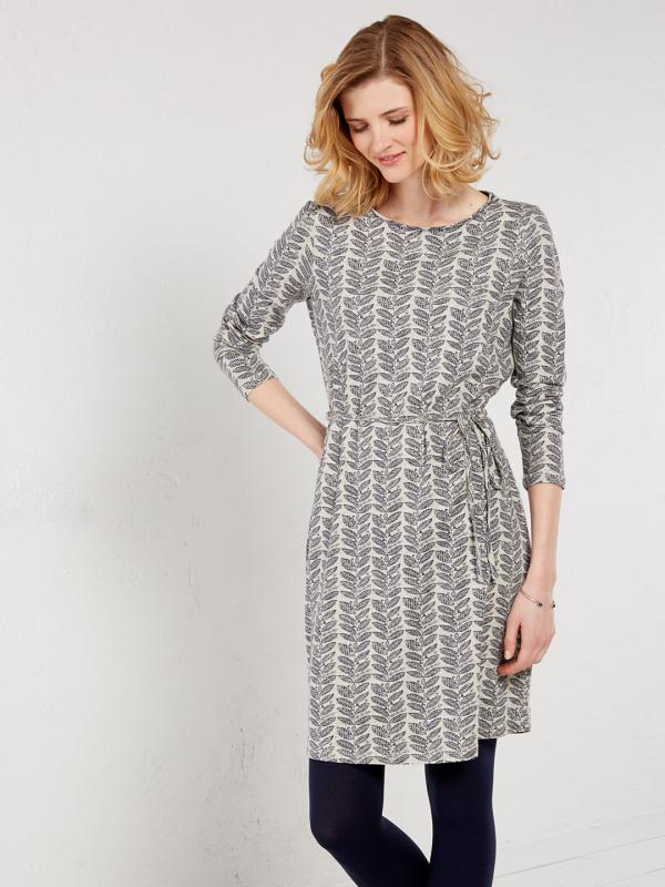 White Stuff Blueshore Jersey Dress
