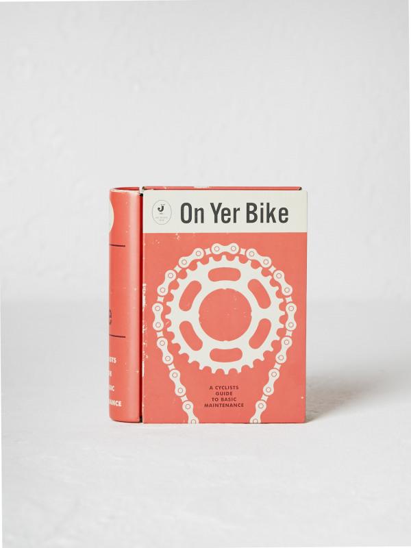 White Stuff On Yer Bike Tin