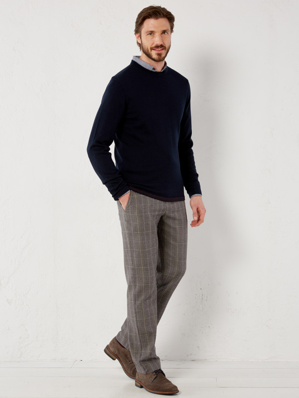 White Stuff Wandsworth Check Trouser