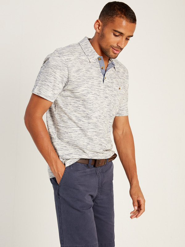 White Stuff Envision Texture Polo