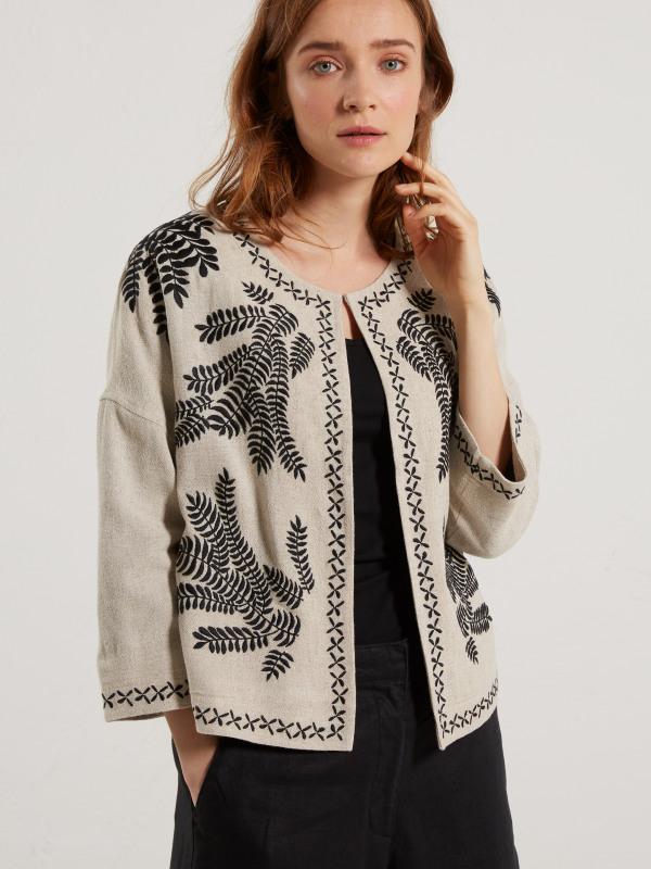 White Stuff Tabitha Emb Jacket
