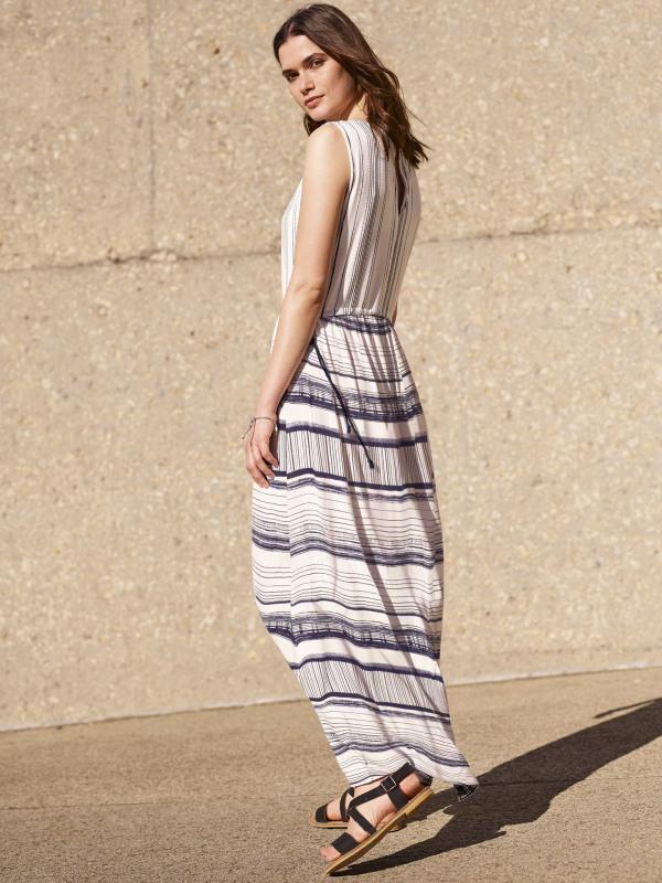 White Stuff Laura Jersey Maxi Dress
