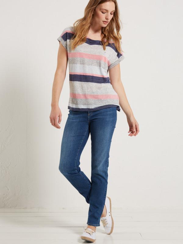 White Stuff Straight Jean
