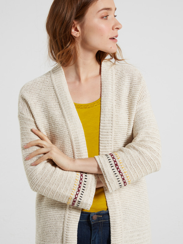 White Stuff Entwined Cardigan
