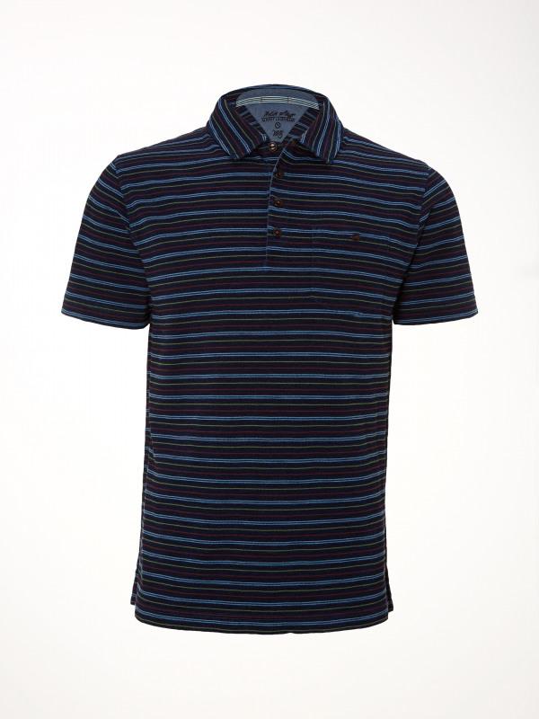 White Stuff Indie Stripe Polo